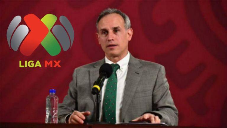 López-Gatell: 'Fue apropiado cancelar el Clausura 2020'