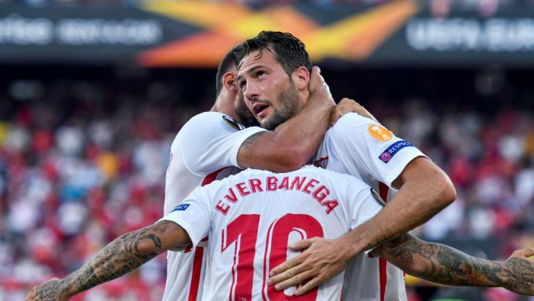 Sevilla apartó a los cuatro jugadores que organizaron reunión