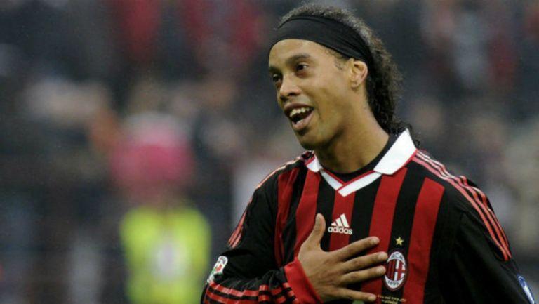 Ronaldinho me dijo: 'Por favor, no me pegues más'