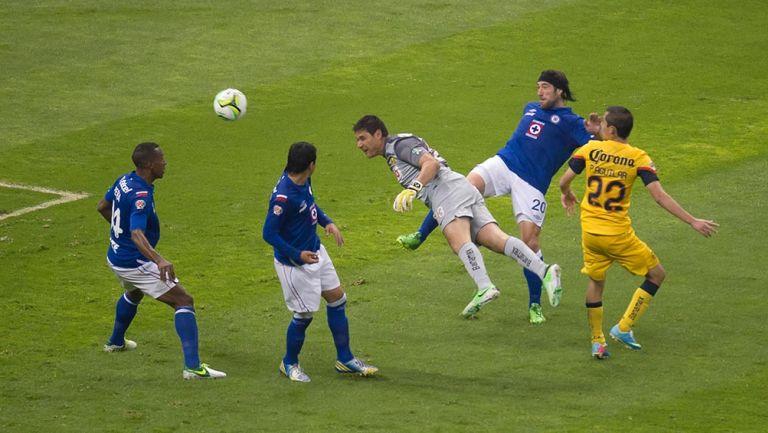 América: Moisés Muñoz recordó su gol a siete años de Final vs Cruz Azul