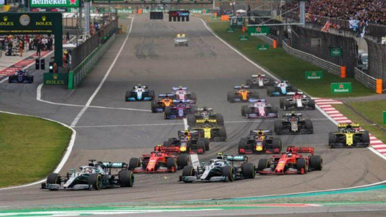 Gran Premio de F1 en 2019