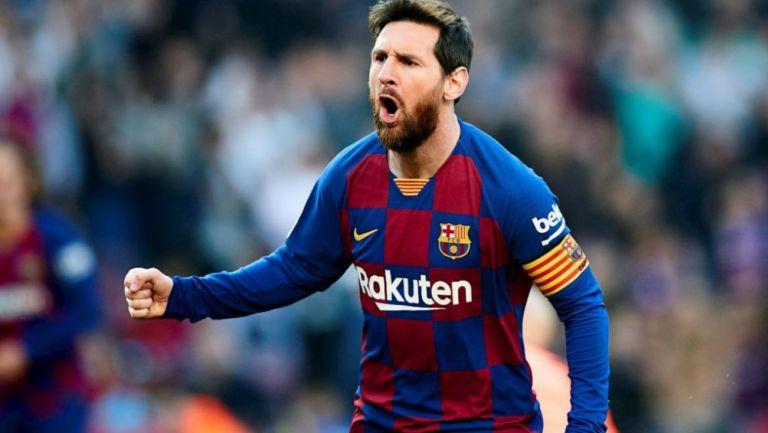 Deco: 'Imposible que antes de Messi hubiéramos imaginado un jugador como él'
