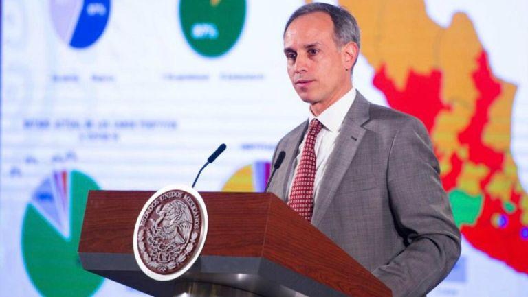 México pasa los 10 mil decesos por COVID-19