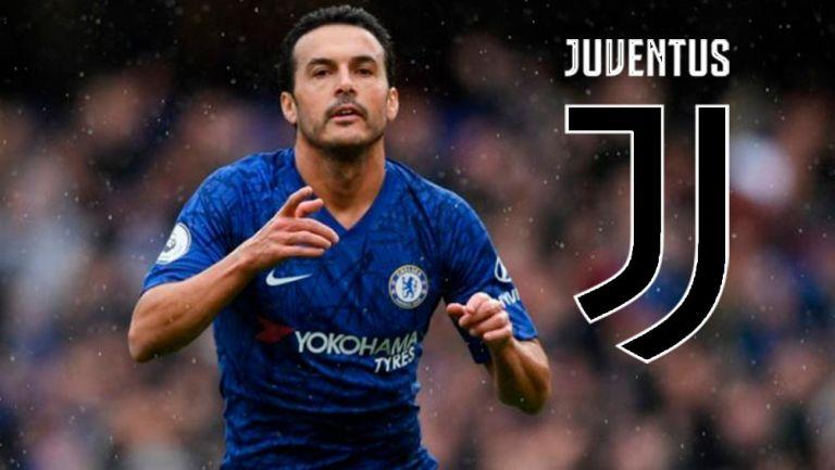 Serie A: Pedro Rodríguez interesa a la Juventus