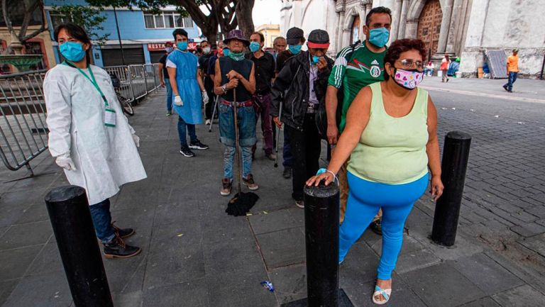 México cifras Coronavirus
