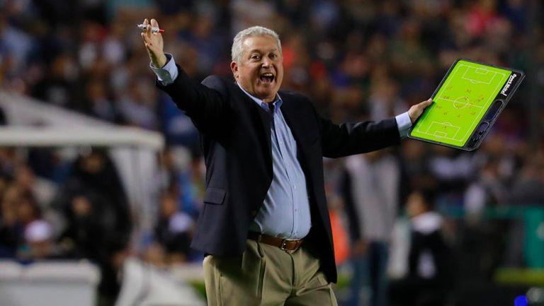 """Víctor Manuel Vucetich quiere dirigir en la MLS porque ha crecido de manera """"espectacular"""""""