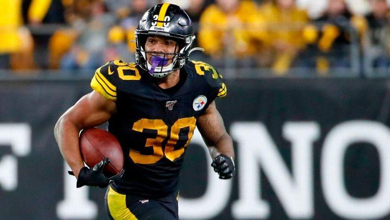 Steelers: James Conner no teme al coronavirus, pese a condición de riesgo