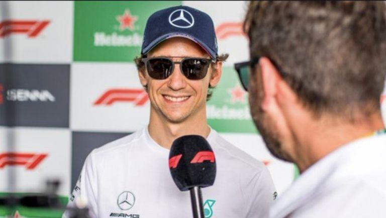 Esteban Gutiérrez será piloto de reserva en la F1