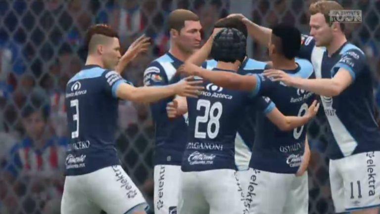 eLigaMX: Puebla se clasificó a Liguilla tras vencer a Chivas