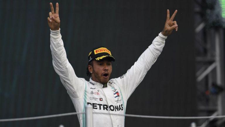 Lewis Hamilton se fue con todo contra los otros pilotos de Fórmula 1