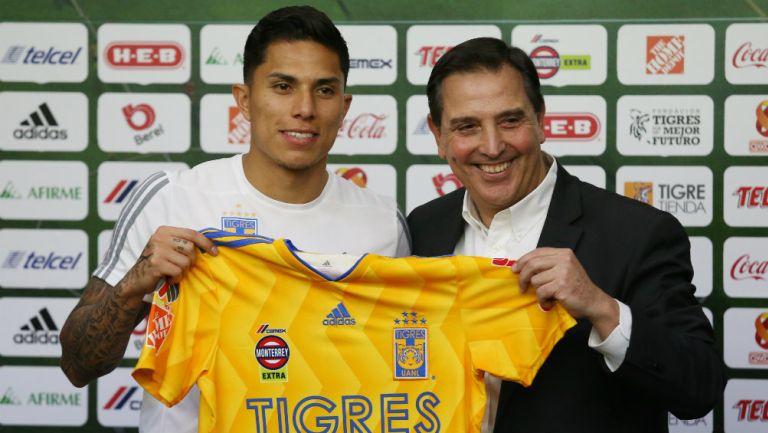 El 'Inge' Rodríguez regresa a Tigres