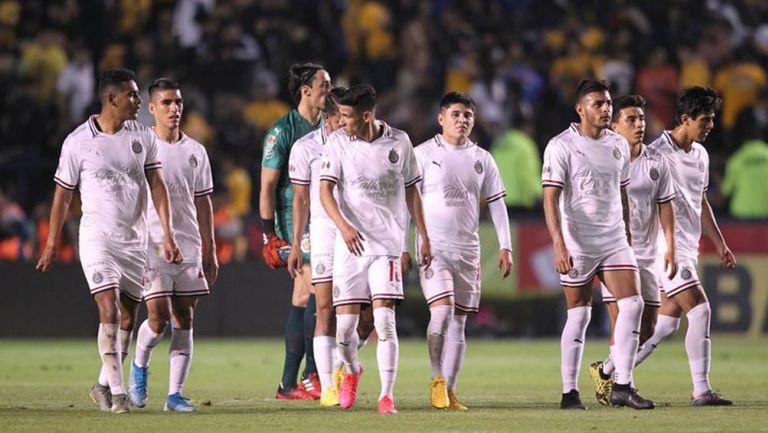 Chivas se lamenta tras derrota