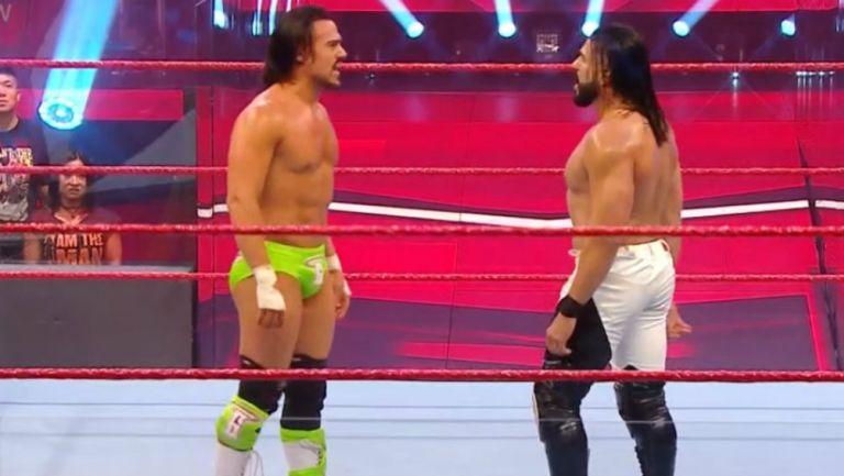 Drew McIntyre: 'Se nota que Garza y Andrade han estado toda su vida en la lucha libre'