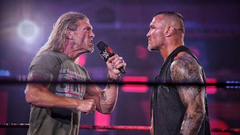 Edge y Randy Orton se verán las caras en Backlash