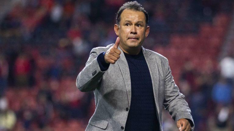 Reynoso en partido con Puebla