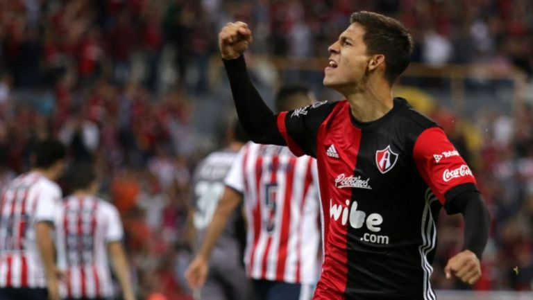 Atlas: Edyairth Ortega regresa al club
