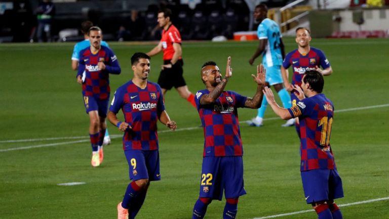 LaLiga: Barcelona derrotó al Leganés