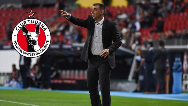 Xolos: Pablo Guede es oficialmente nuevo técnico de Tijuana