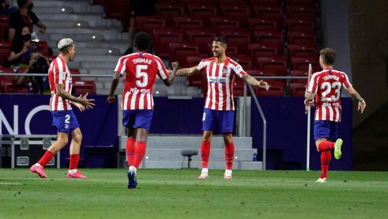 LaLiga: Atlético de Madrid, con Héctor Herrera de titular, venció al Valladolid y es tercero