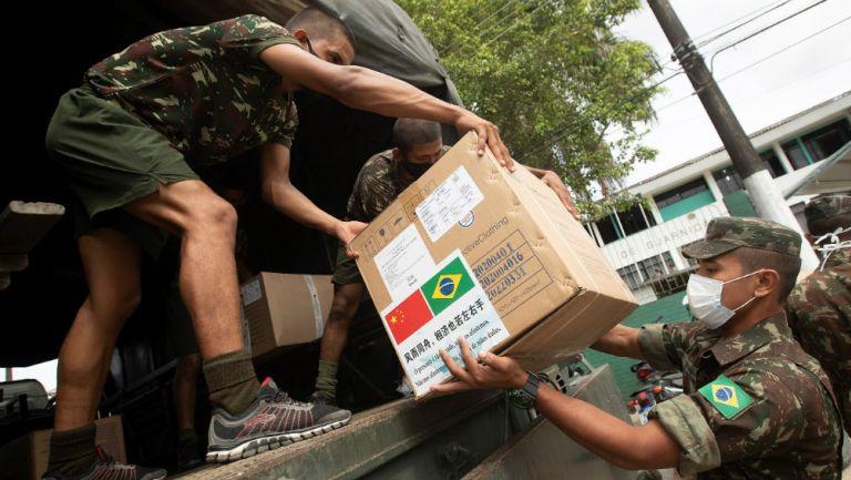 Coronavirus: Brasil superó el millón de infectados de Covid-19