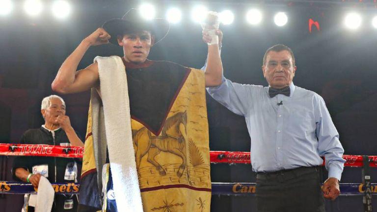 Box: Emanuel Navarrete desea pelear con Naoya Inoue antes de subir a las 126 lb