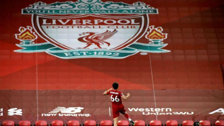 Premier League: Liverpool goleó al Crystal Palace y acaricia el ...