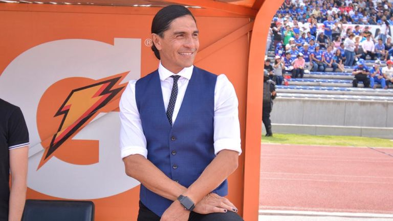 Mazatlán FC: Francisco Palencia desea poner al club en los primeros sitios
