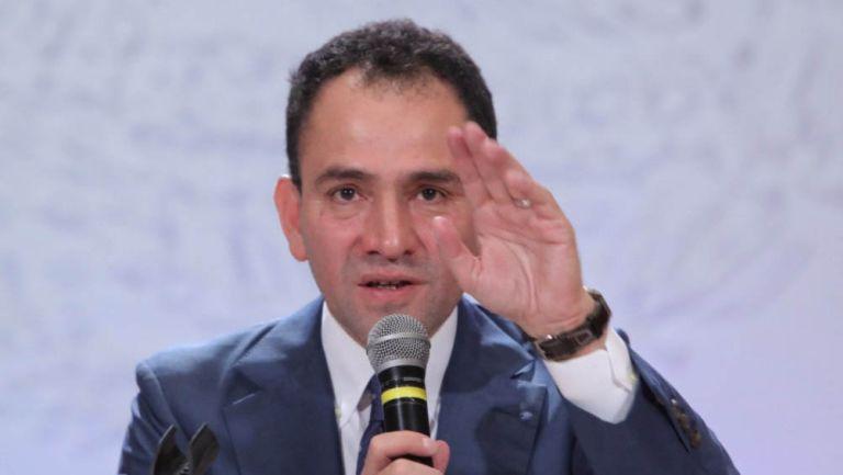 Arturo Herrera Gutiérrez, en una ponencia