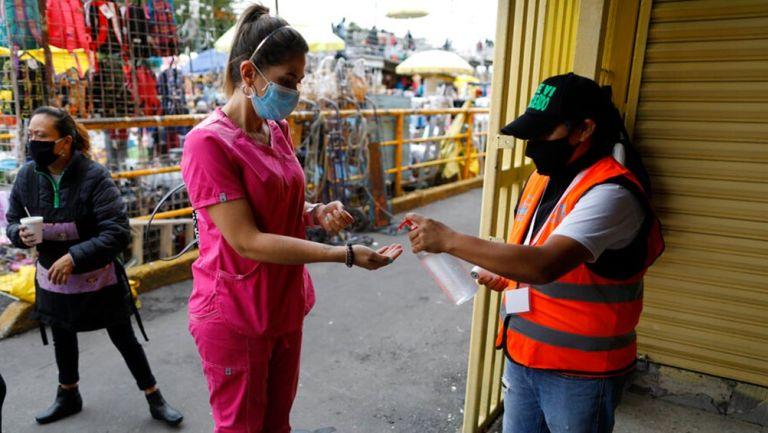 Coronavirus: México llegó a 202,951 infectados y muertes ascienden a 25,060