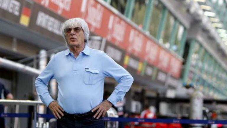 F1: Organizadores de la competencia reprobaron comentarios de Bernie Eccleston sobre racismo