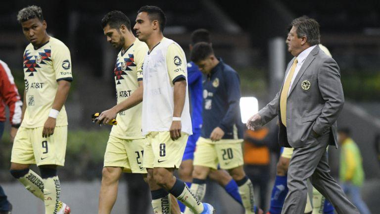 Miguel Herrera: 'No habrá refuerzos en América si no sale nadie'