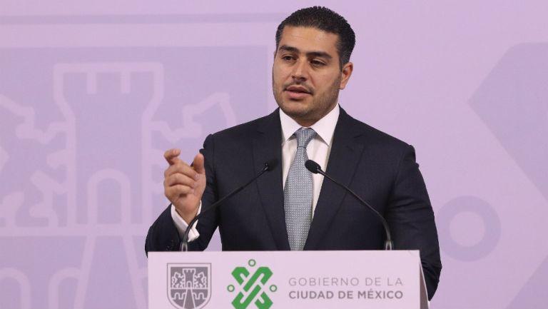 Omar García Harfuch: Mandó mensaje en redes tras ser operado con éxito