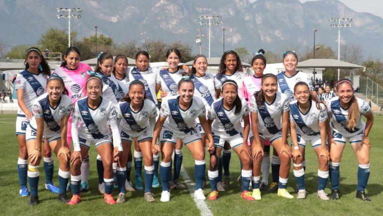 Puebla Femenil reportó un positivo por coronavirus