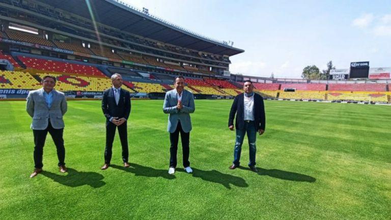 Atlético Morelia: José Luis Higuera celebró con una comida surgimiento del equipo