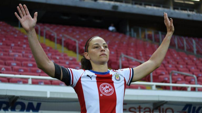 Liga MX Femenil: Janelly Farías con las Chivas