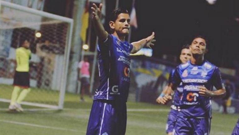 Jugador costarricense: Keilor Soto pasó de ordenar vacas a ser goleador de la Liga