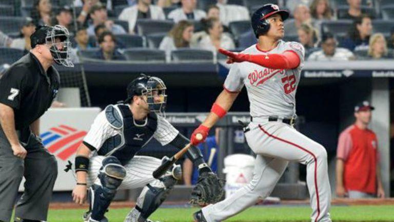 MLB: Nationals recibiría a Yankees en el juego inaugural de la temporada 2020