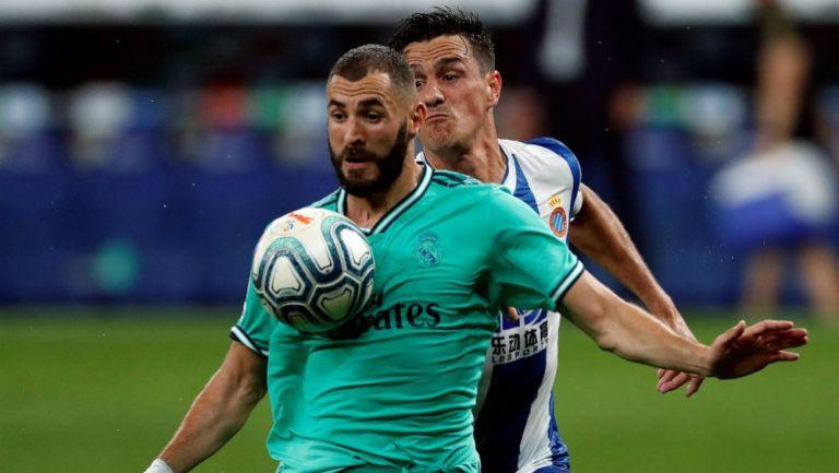 Butragueño: 'Taquito de Benzema, una de las mejores jugadas de LaLiga'