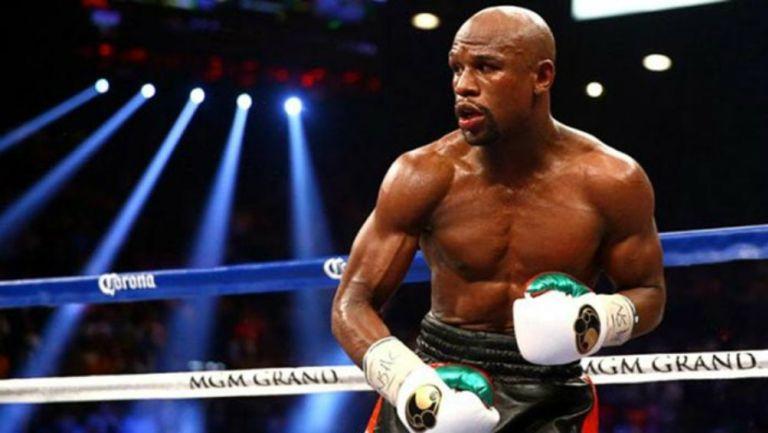 Floyd Mayweather: Sólo entrenará boxeadores de raza negra