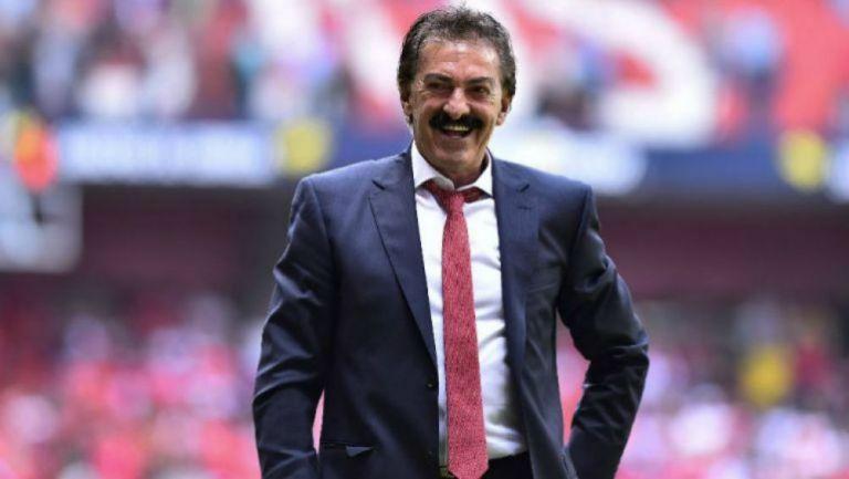 Ricardo La Volpe liquidó a Riquelme: