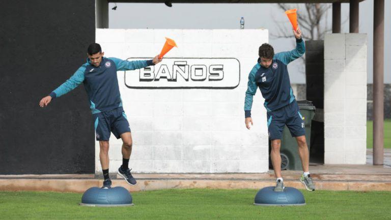 Cruz Azul: La Máquina registra al momento tres jugadores con Covid-19; cuatro indeterminados