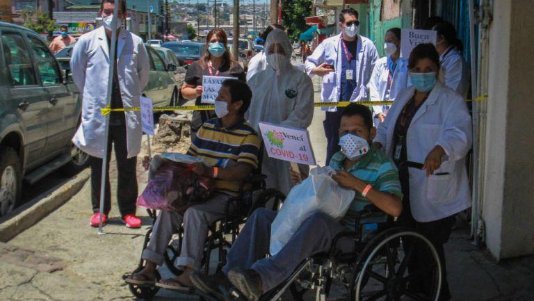 México llegó a 216 mil 852 infectados de coronavirus; muertes ascienden a 26 mil 648