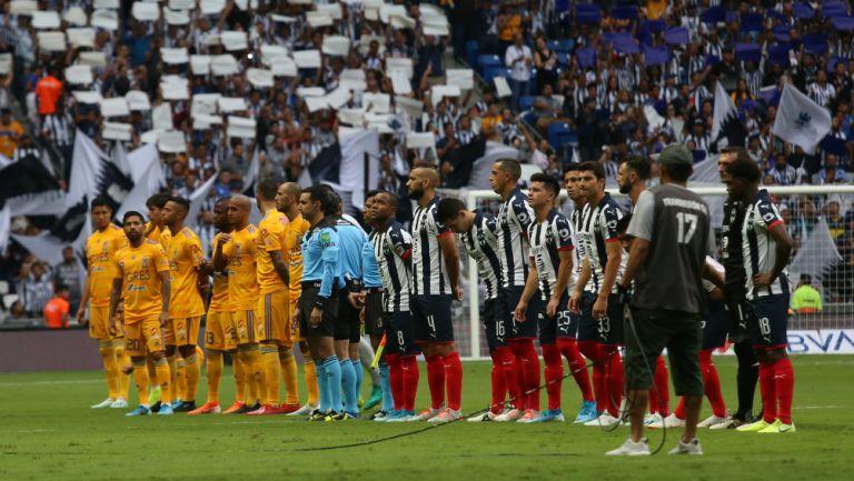 LigaMX: Tigres felicitó a Rayados por su aniversario
