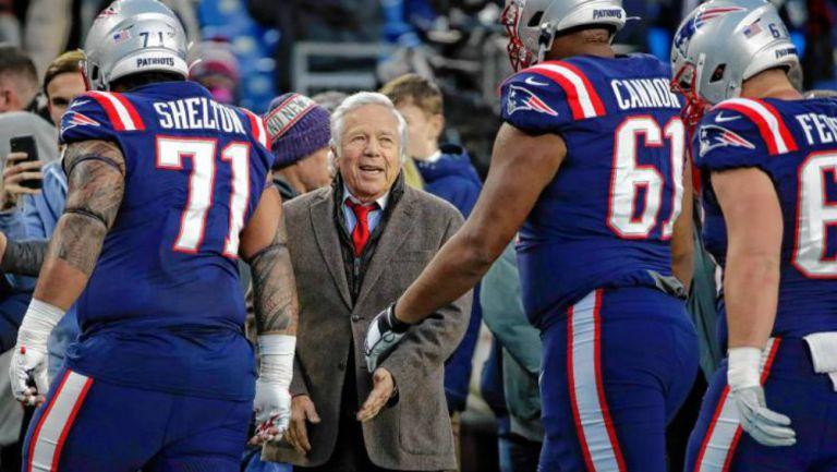 Reportan que Cam Newton firmó con los New England Patriots