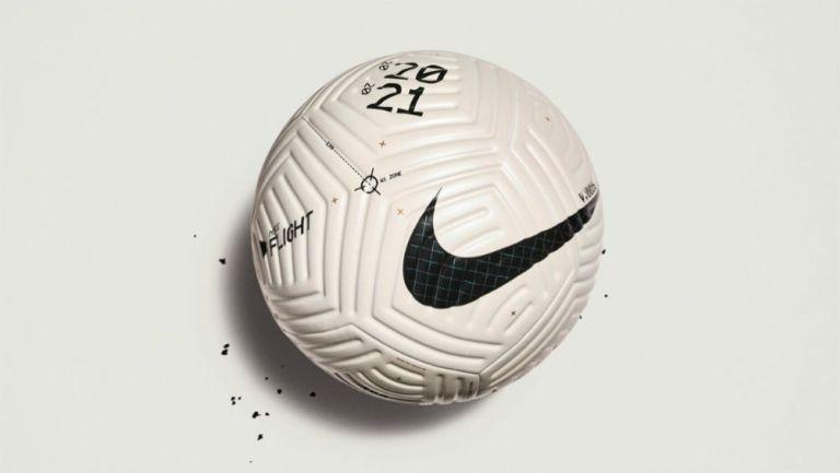 Nike Flight, el nuevo balón de las ligas europeas