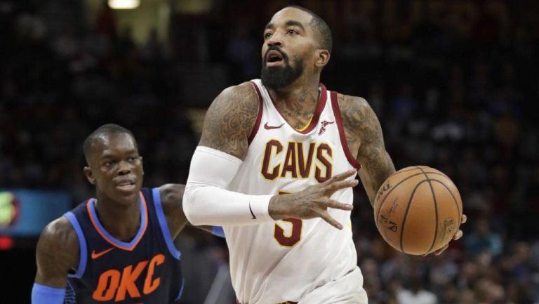 JR Smith jugará con los Lakers lo que resta de la temporada