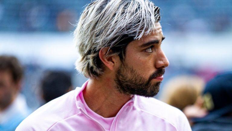 Rodolfo Pizarro: La estrella del Inter de Miami estrenó nuevo look