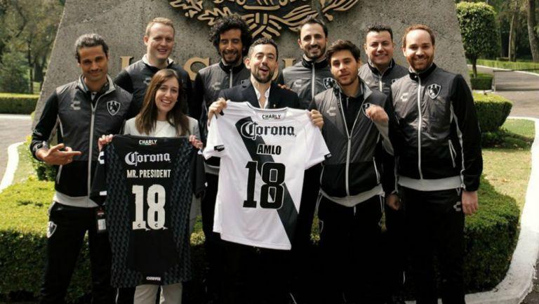 LBM: Club de Cuervos sería el nuevo equipo del torneo