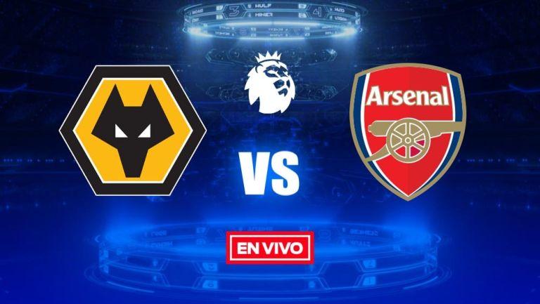 EN VIVO Y EN DIRECTO: Wolverhampton vs Arsenal J33