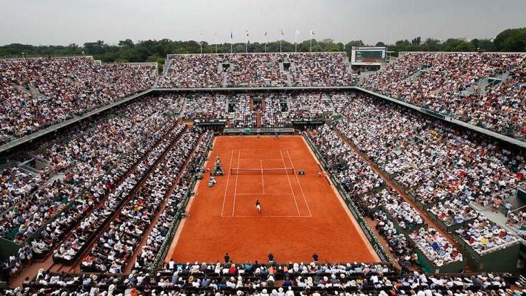 Hasta 20 mil espectadores por día — Roland Garros